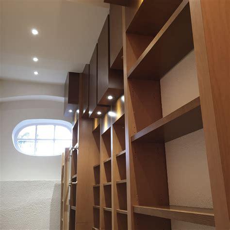etagere sur mesure etagere rangement escalier sur mesure