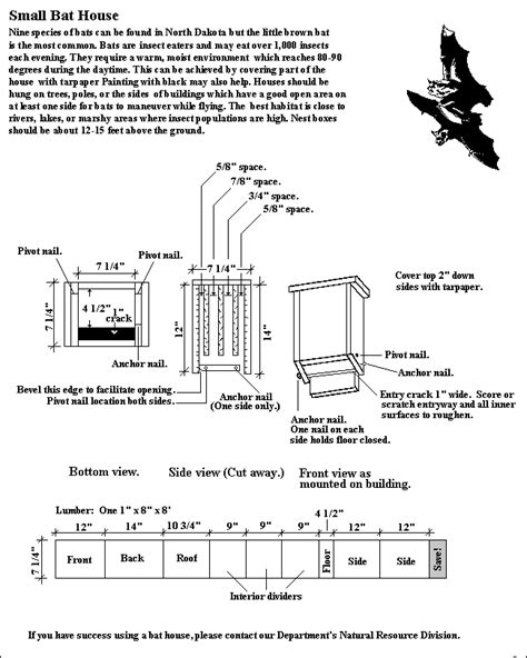 build a bat house bats 4 the garden homestead pinterest