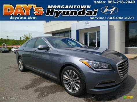 2015 empire state gray hyundai genesis 3 8 sedan 93705417 gtcarlot car color galleries