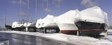 winterizing a boat in water winterizing your boat boating blog