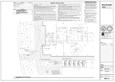Plumbing General Notes by Approved Permit Set Plumbing Building Page 4