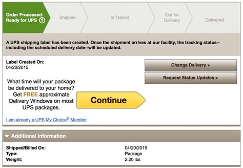 Ups Racking by Ups Tracking Numbers Start Trickling Out To Apple
