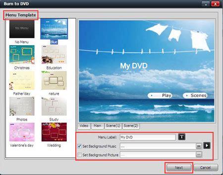 format burn video cd burn any video format to dvd disc