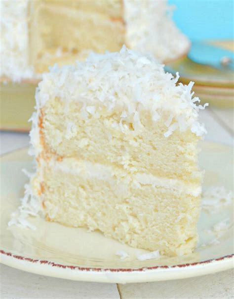 coconut cake recipe best coconut cream cake