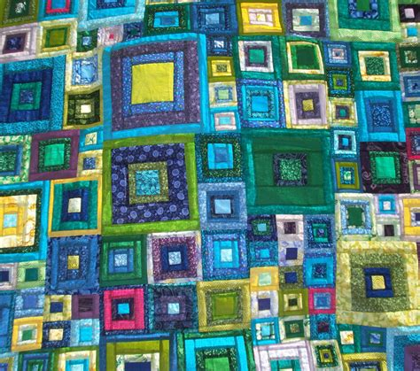 Glorious Patchwork - kaffe fassett squares patchwork palace