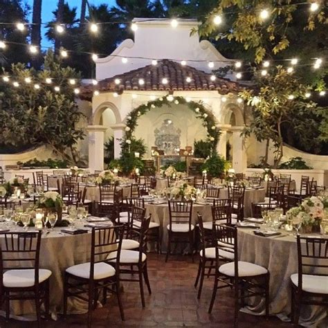 Wedding Outdoor Reception by Amazing Outdoor Evening Wedding Reception At Rancho Las