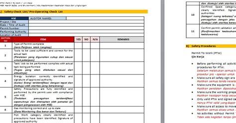 Buku Audit Sistem Informasi Lima Aspek Audit Sistem Informasi dokumen sistem manajemen paket formulir kosong blank form safety pada pekerjaan