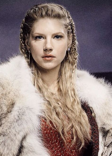 viking show braid lagertha warrior maiden pinterest curly hair updo