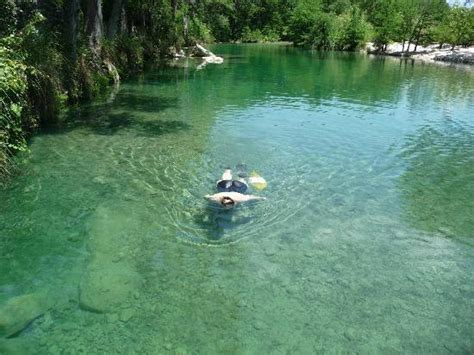 Cabins Near Frio River by Snorkeling On The Frio River On Site Picture Of Frio