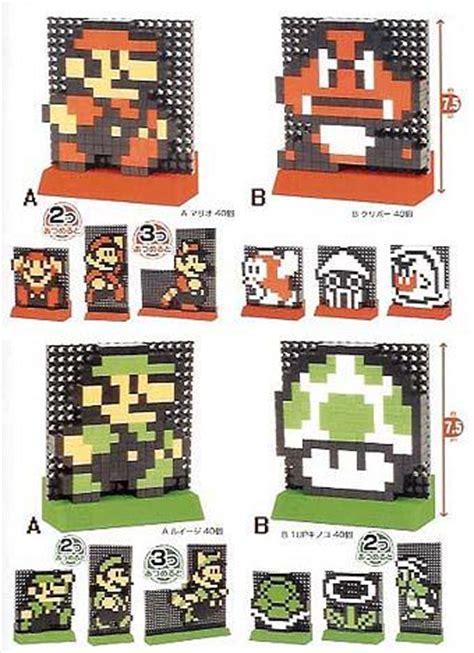 Mario Bros 3 Dot Pin Set by Mario Bros 3 Dot Pin Set Generalposts
