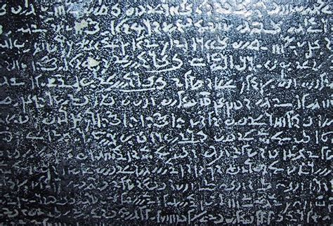rosetta stone deciphered who really deciphered the egyptian hieroglyphs oupblog