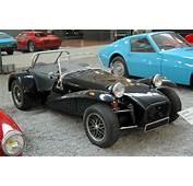 Lotus 7 S2 MotoBurg