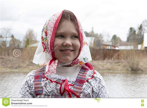 Younger russian girl
