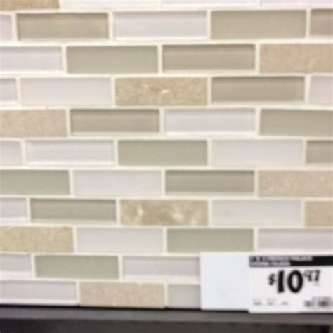 Kitchen Backsplash Home Depot Kitchen Backsplash Idea Home Depot Kitchen Ideas Pinterest