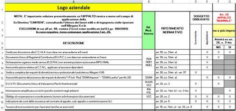 documento valutazione rischi ufficio esempio documento unico di valutazione dei rischi da interferenza