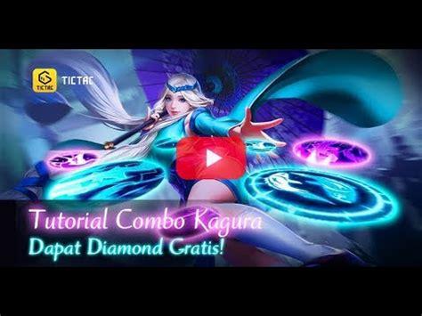 tutorial kagura mobile legends mobile legends tutorial combo kagura youtube