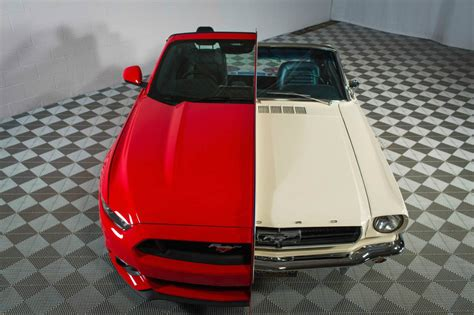 how much is a 2015 ford mustang how many years has the mustang been around
