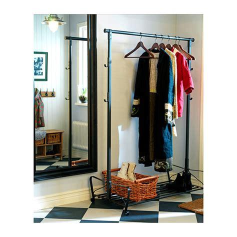 ikea racks portis clothes rack black 119x60 cm ikea