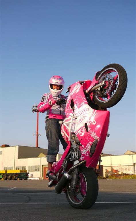 imagenes de stunt love stunt 224 moto pas que les mecs objectif moto
