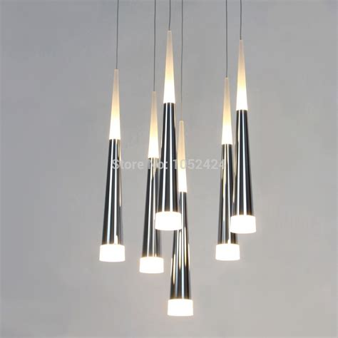 pendant led light fixtures modern luxury ring pendant l