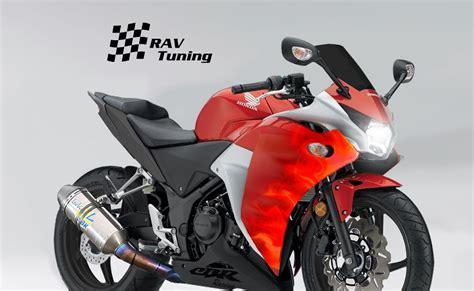 Honda Cbr 250r 2011 3 rav tuning souped up honda cbr 250r