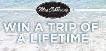 Mrs Cubbison S Sweepstakes - mrs cubbison s archives mojosavings com