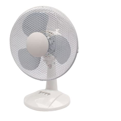 desk top fan white desktop fan 12 inch kf00405