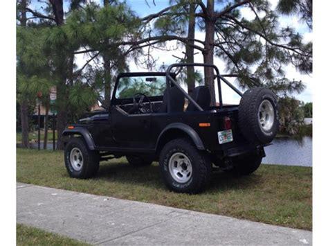 1976 Jeep Cj7 For Sale 1976 Jeep Cj7 For Sale Classiccars Cc 527411