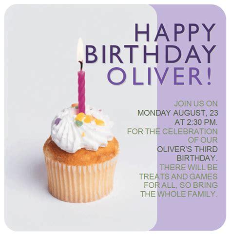 Undangan Ulang Tahun Birthday Invitation Colorful Theme cake and candle birthday invitation template