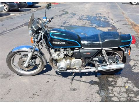 Suzuki 750 Motorcycle For Sale Suzuki Gs 750 For Sale Used Motorcycles On Buysellsearch