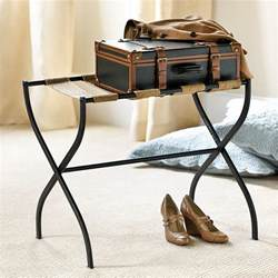 luggage rack for bedroom gaspar luggage rack furniture ballard designs
