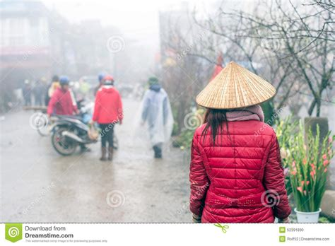 rugged culture day in sapa stock photo image 52391830
