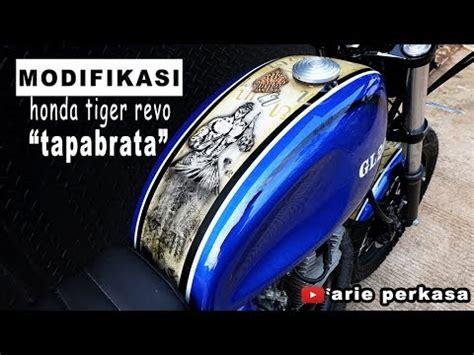 Tiger New 2002 Japstyle honda tiger scrambler doovi