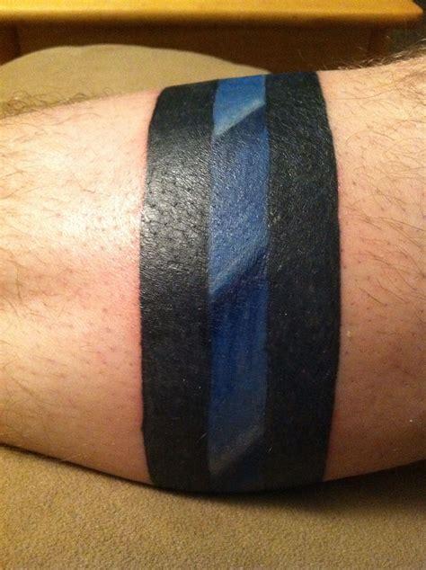 3 lines tattoo thin blue line tattoos