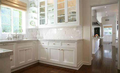 shaped butlers pantry traditional kitchen sarah