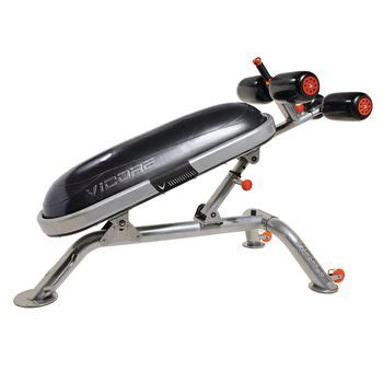 fitness gear pro core bench vicore dynamic weight bench core ab bench item 081601095