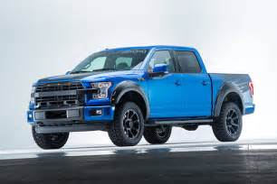 scorpio s garage roush turns the 2016 ford f 150 up to 600hp