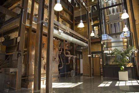 boiler house power plant rental space center for documentary studies