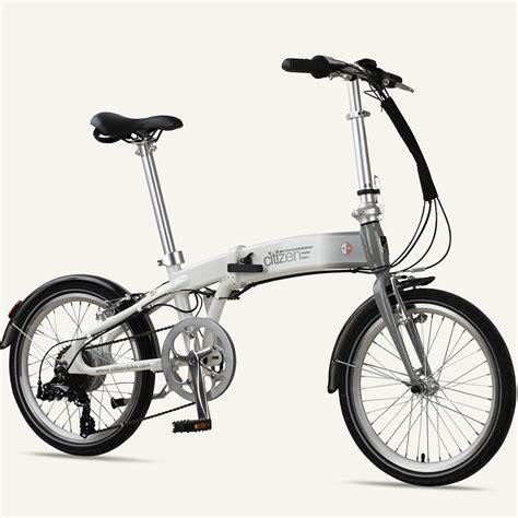 E Bike E Bike by Frisco Citizen E Bike 20 Quot 7 Speed Folding Electric Bike