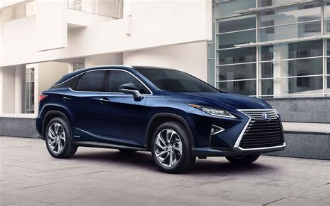lexus hybrid 2016 2016 lexus rx 450h hybrid unveiled at new york auto show
