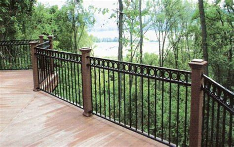 wrought iron fence cost cepagolf