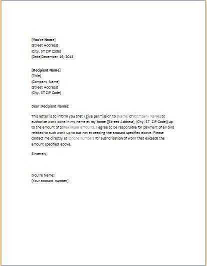 image result proxy letter samples business letter