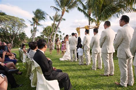 oahu wedding ceremony packages wedding packages in oahu kauai molokai all