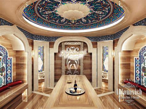 design of interior decoration hammam interior design