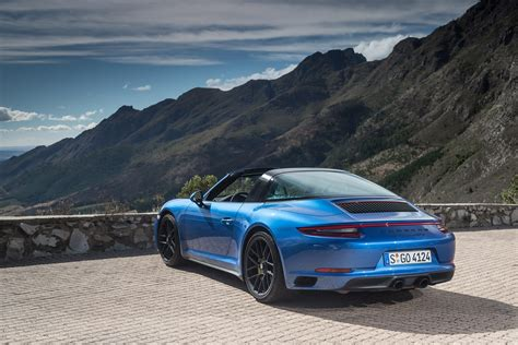 Porsche 911 Targa 2017 by Photo Porsche 911 991 Targa 4 Gts Targa 2017