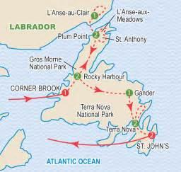 newfoundland and labrador august 2016 craig travel