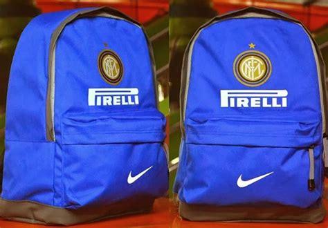 Tas Klub Bola Inter tas inter milan big match jersey toko grosir dan