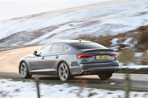 what is audi sportback audi a5 sportback review 2017 parkers