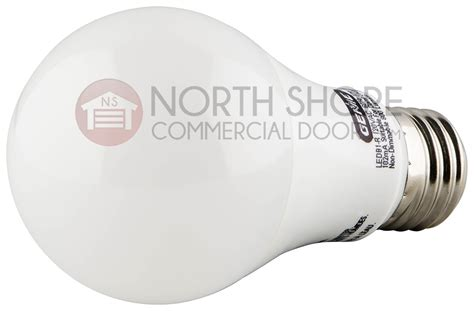 led lights interfere with garage door opener genie 39438r garage door opener led ledb1 r