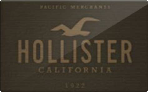 Gift Card Hollister - hollister gift card discounts comparison chart